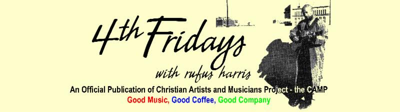 4th Fridays Logo